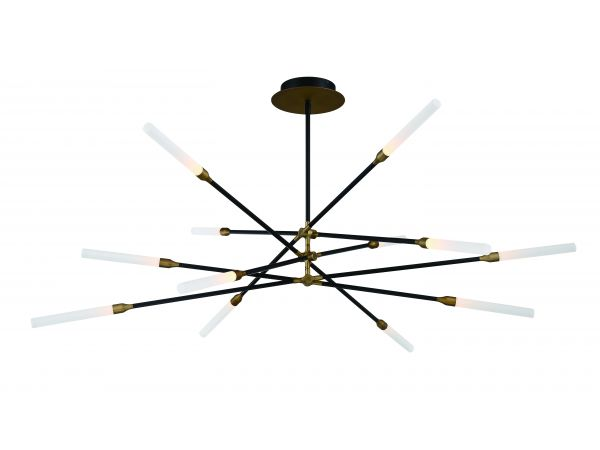 dweLED by WAC Lighting® introduces the Houdini series of LED Chandeliers