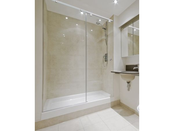 CRL Cabo Series Soft Slide Shower Door System