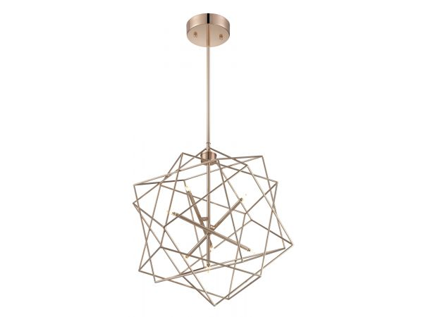 Stacia LED pendant lighting fixture
