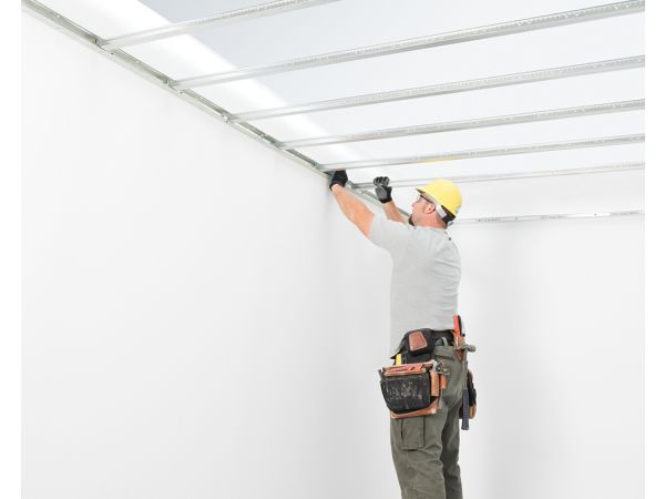 QuickSpan™ Locking Drywall Grid System