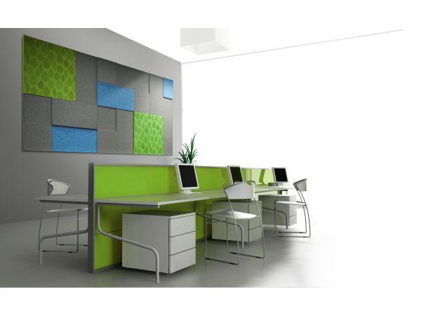 Hush Acoustical Wall Tiles