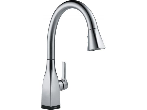 Delta Mateo Single Handle Pull-Down Kitchen Faucet