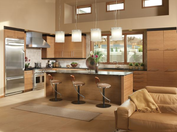 DeWils Now Offers Bamboo Cabinetry