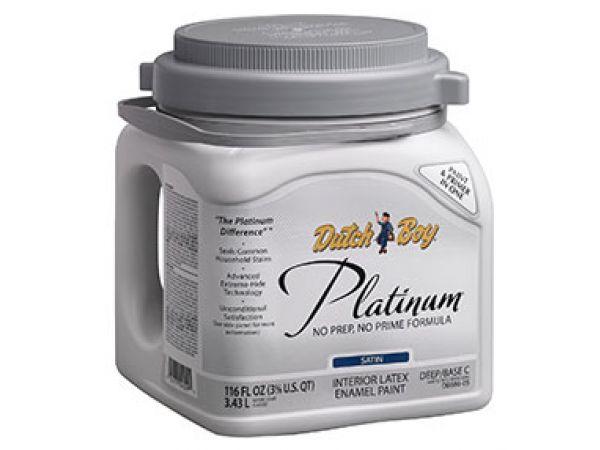 Dutch Boy Platinum Paint