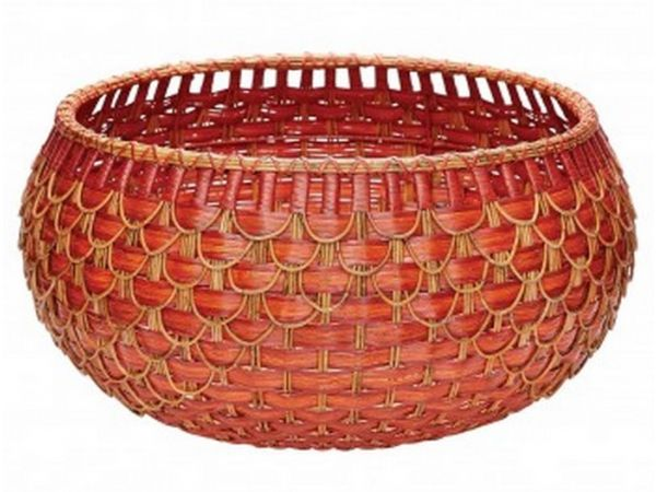 Fish Scale Baskets