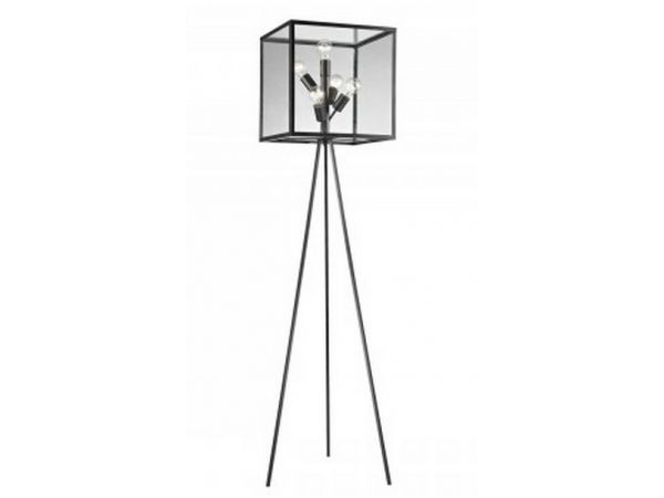 Workshop Cube Floor Lamp