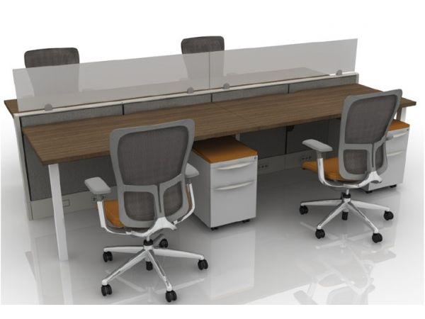 Envirotech Remanufactured Benching Stations
