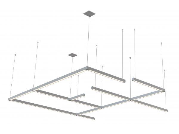 Nova Modular Downlight Suspension