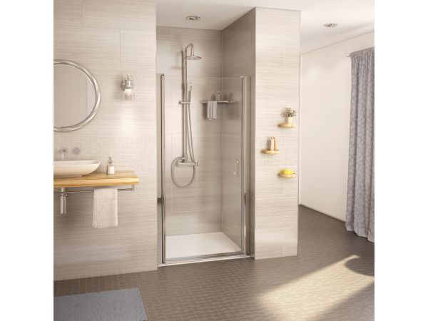 FLEURCO ADaptek: ADA compliant transfer shower base.