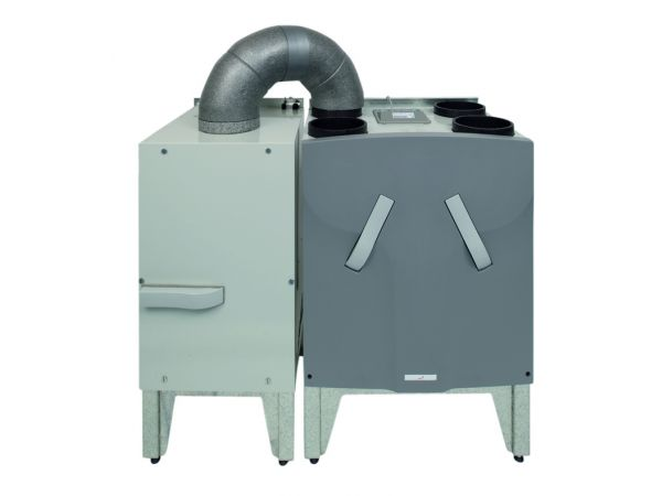 Zehnder ComfoFond-L Geothermal Heat Exchanger