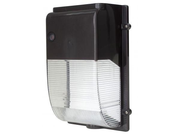 Mini LED Wallpack - Polycarbonate Lens