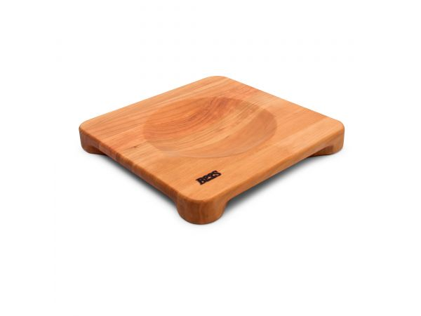 Cherry Mezzaluna Herb Board (edge grain)