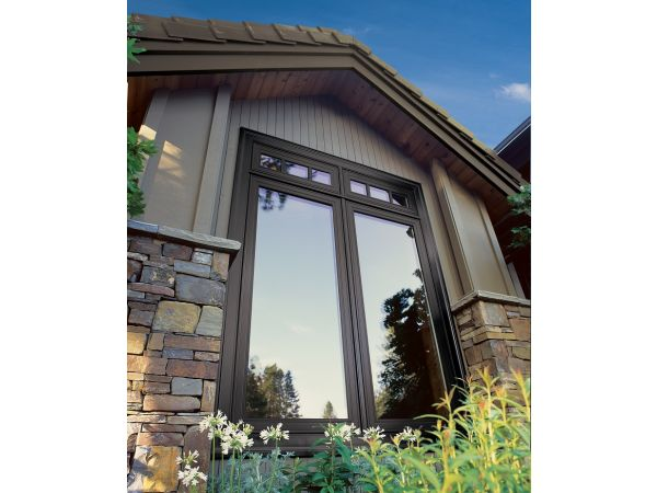 JELD-WEN® DF® Hybrid vinyl windows