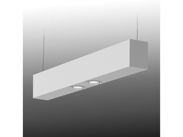 Neo-Ray Straight and Narrow 23 LED Custom Pendant