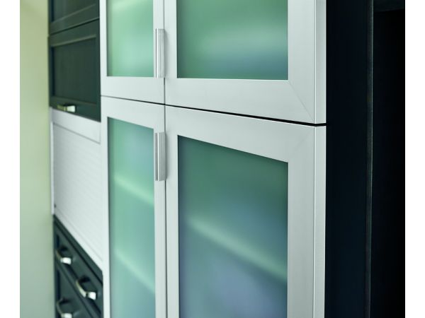 Kitchen Craft Aluminum Framed Cabinet Doors