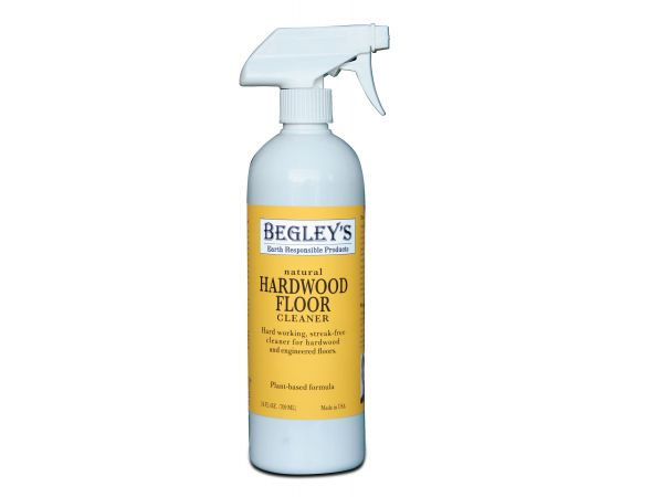 Begley\'s Best Earth Responsible Natural Plant-Based Hardwood Floor Cleaner