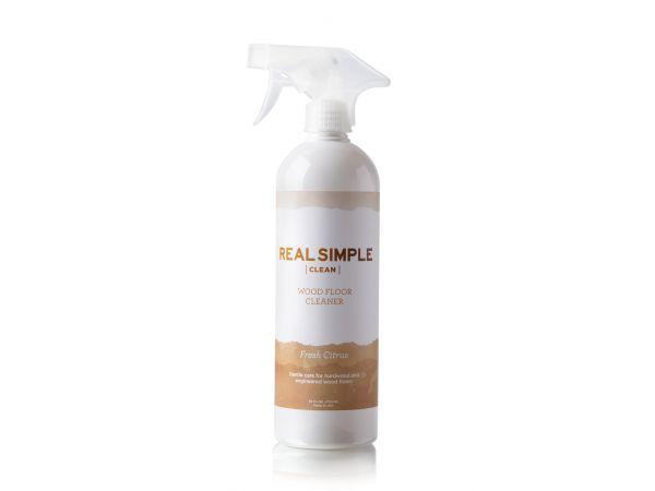Real Simple Clean - Wood Floor Cleaner 24oz