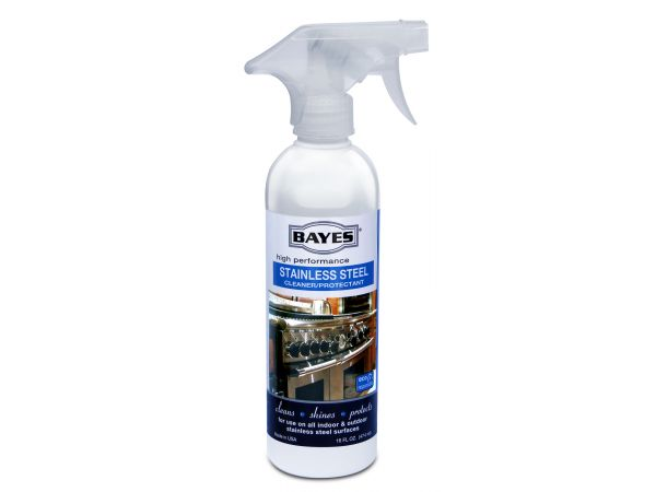 Bayes Stainless Steel Cleaner and Protectant