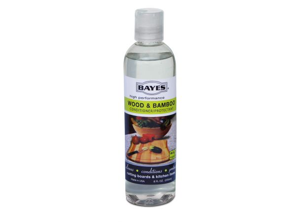 Bayes Mineral Oil Wood Bamboo Protectant