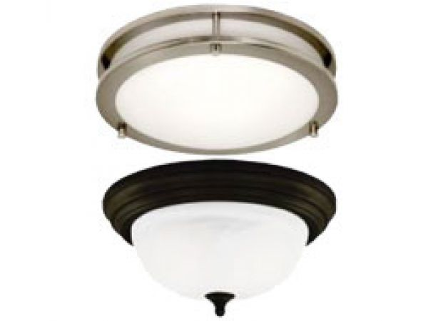 LED Flush Mount Ceiling Fixtures