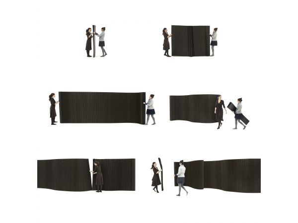 softwall + softblock modular system