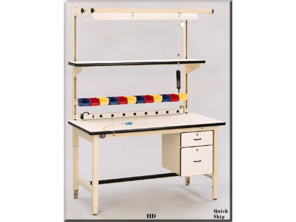 Model HD Modular Workbench