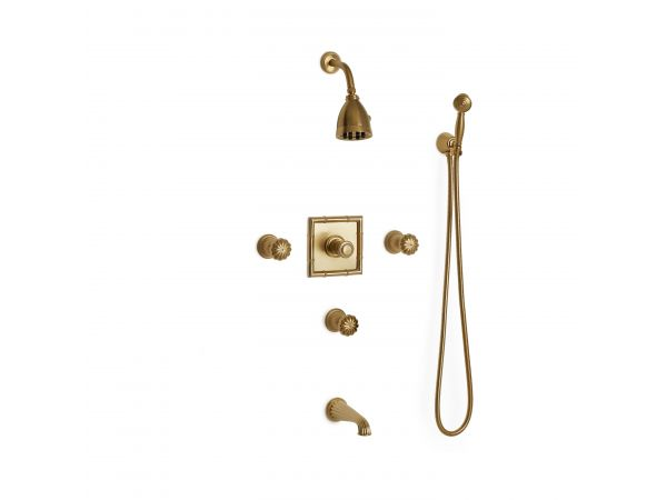Melon High Flow Thermostatic Shower