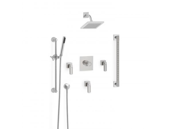 Apollo High Flow Thermostatic Shower System