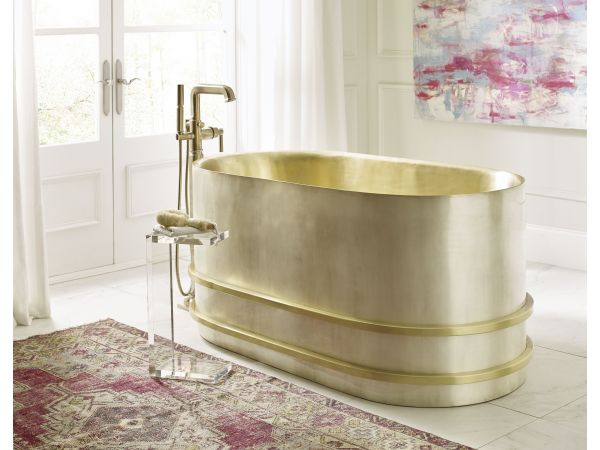 Thompson Traders Quintana Freestanding Soaking Tub