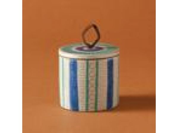 Sgraffito Xtra-Small Canister