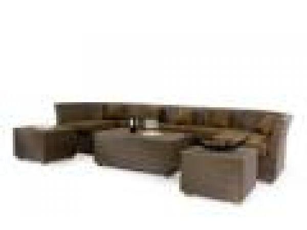 Tembaga Modular Sofa
