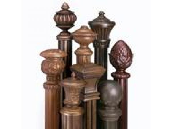 Kirsch Wood Trends Decorative Drapery Hardware
