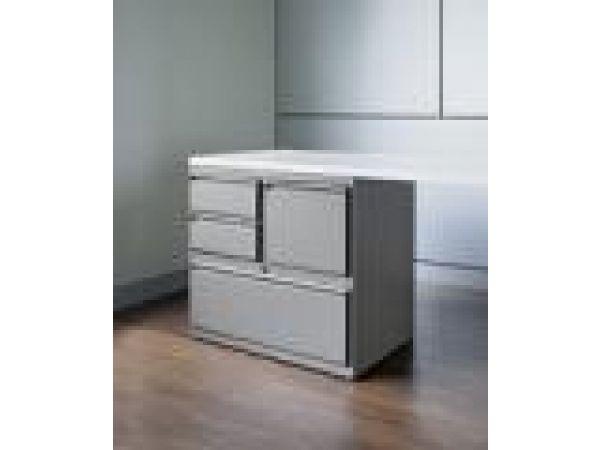Individual Storage - Lateral/Pedestal