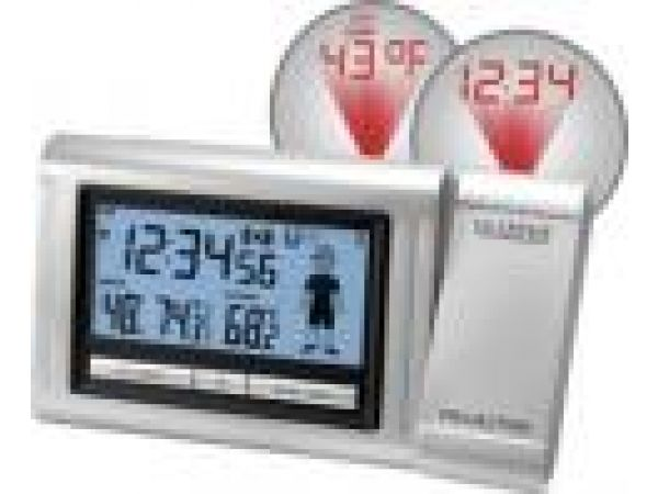 WT-5130Projection Alarm Clock with Oscar Outlook Forecaster