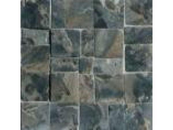 Stone Mosaics-Grey Alge