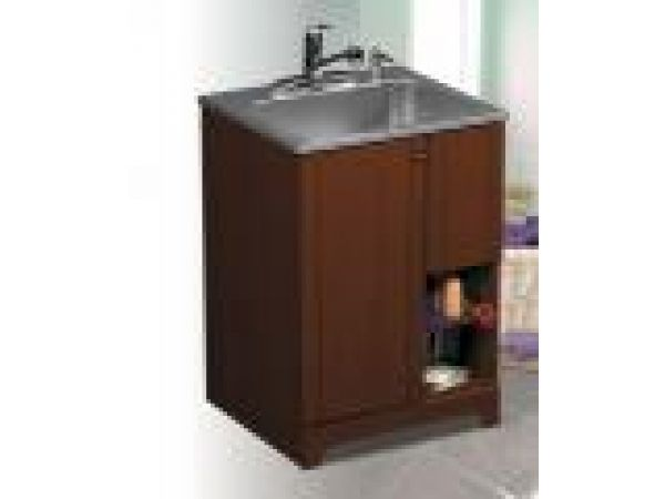 All-In-One Stainless Steel Sink and Cabinet Kit