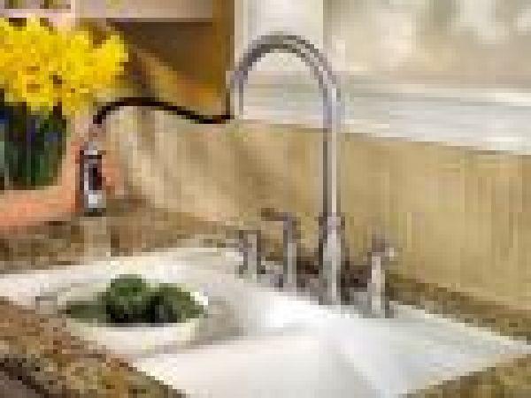 Hanover 2-Handle Kitchen Faucet