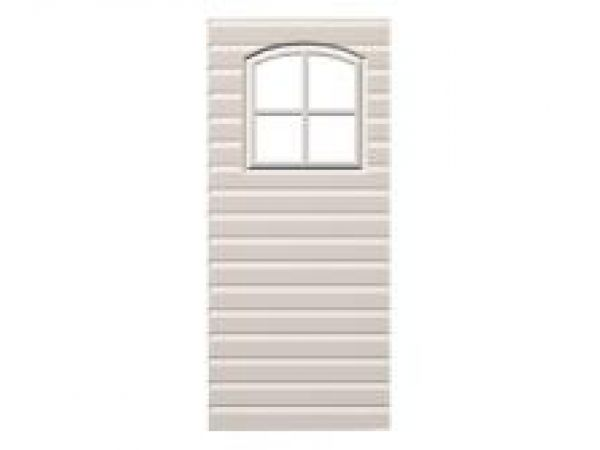 Extra Window Panel for 8-Foot Wide Sheds