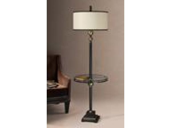 Revolution, End Table Lamp