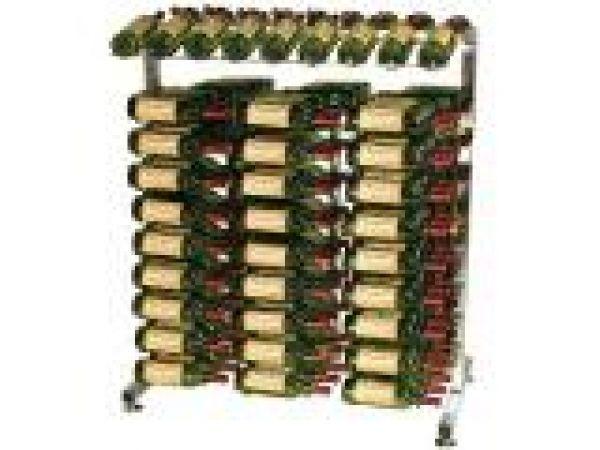 3' Island Display Rack