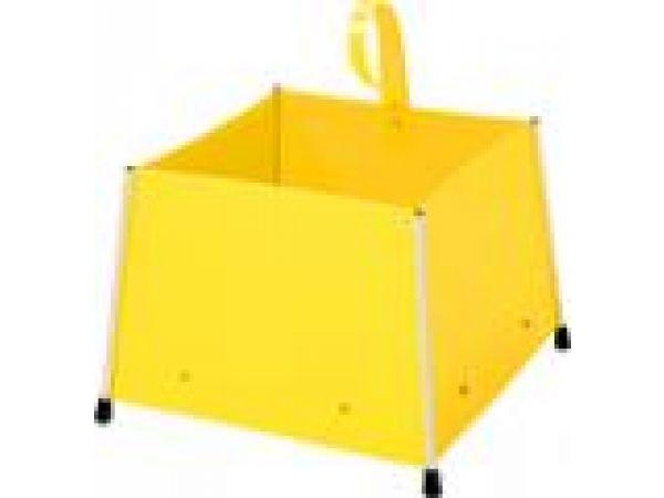 Dingos Magazine Holder Yellow