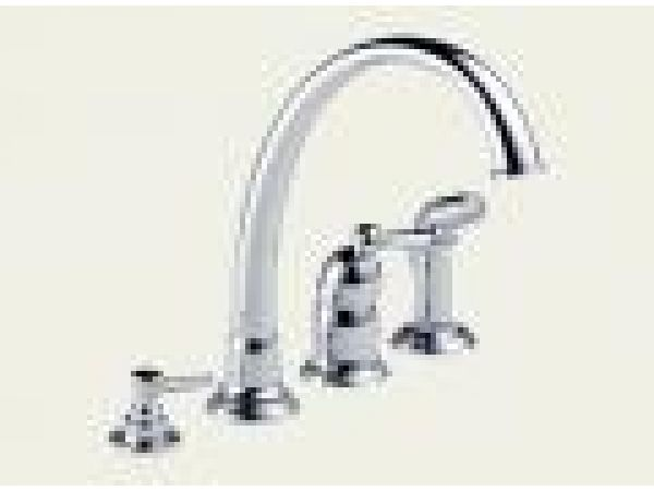 Providence Classic: Single Handle Kitchen Faucet