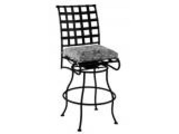 Swivel Barstool without Arms