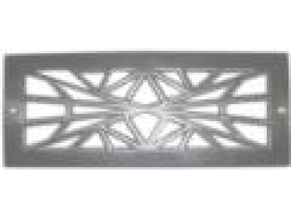 cast aluminum heat register grille-3