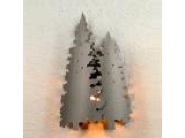 Twin Pine Exterior Light