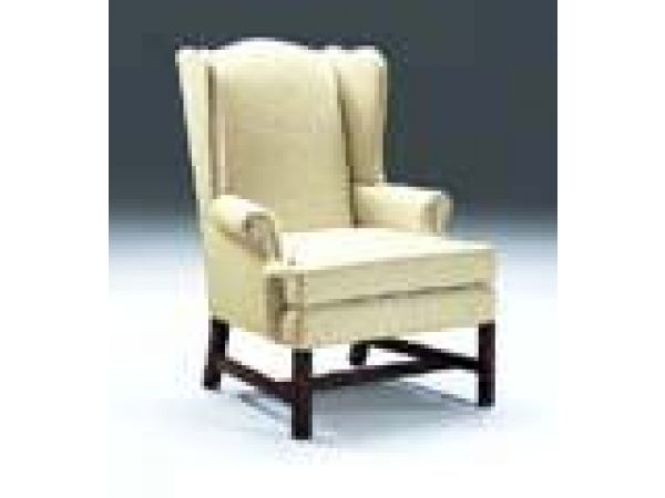 C709 Wing Chair