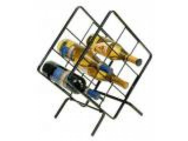 WSR2: Diamond Wine Rack
