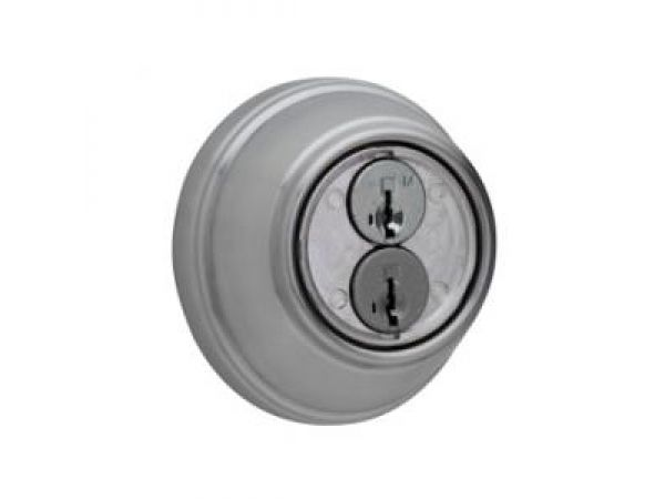 Key Control Deadbolt - No Plate