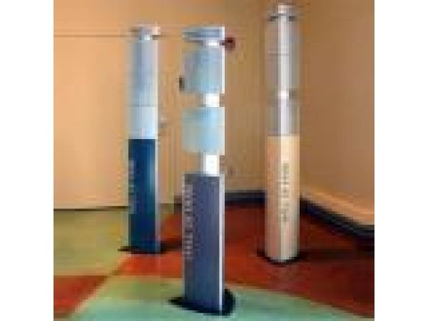 Vista System Triangular Pylons