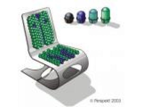 Pebbleform Seating